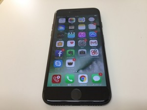 iphone7始動1