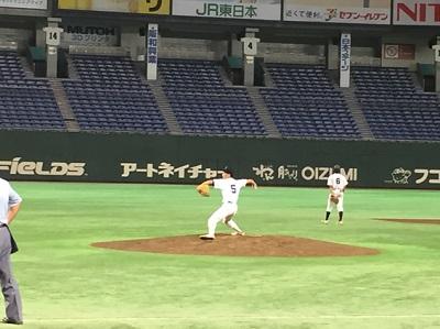 東京ドーム貸切3