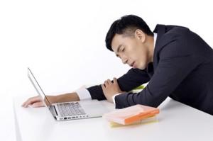 現代人は睡眠不足1